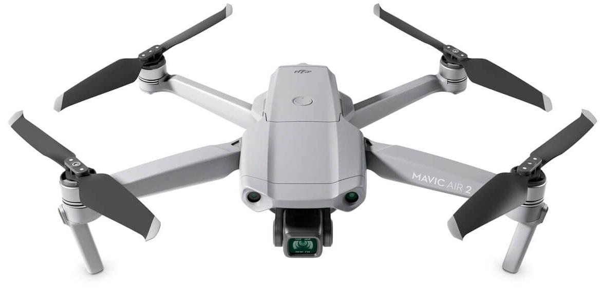 Drone MAVIC AIR 2 4K FLY MORE COMBO - DJI