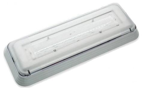 Armadura Saída Emergência em LED 70Lm (Permanente) - DUNNA DL-60M
