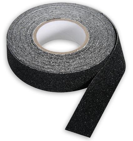 Fita Anti-Deslizante (5 mts x 20mm) Preto - VELLEMAN