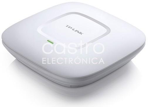 Access Point PoE N 300Mbps Wireless (p/ Tecto) - TP-LINK