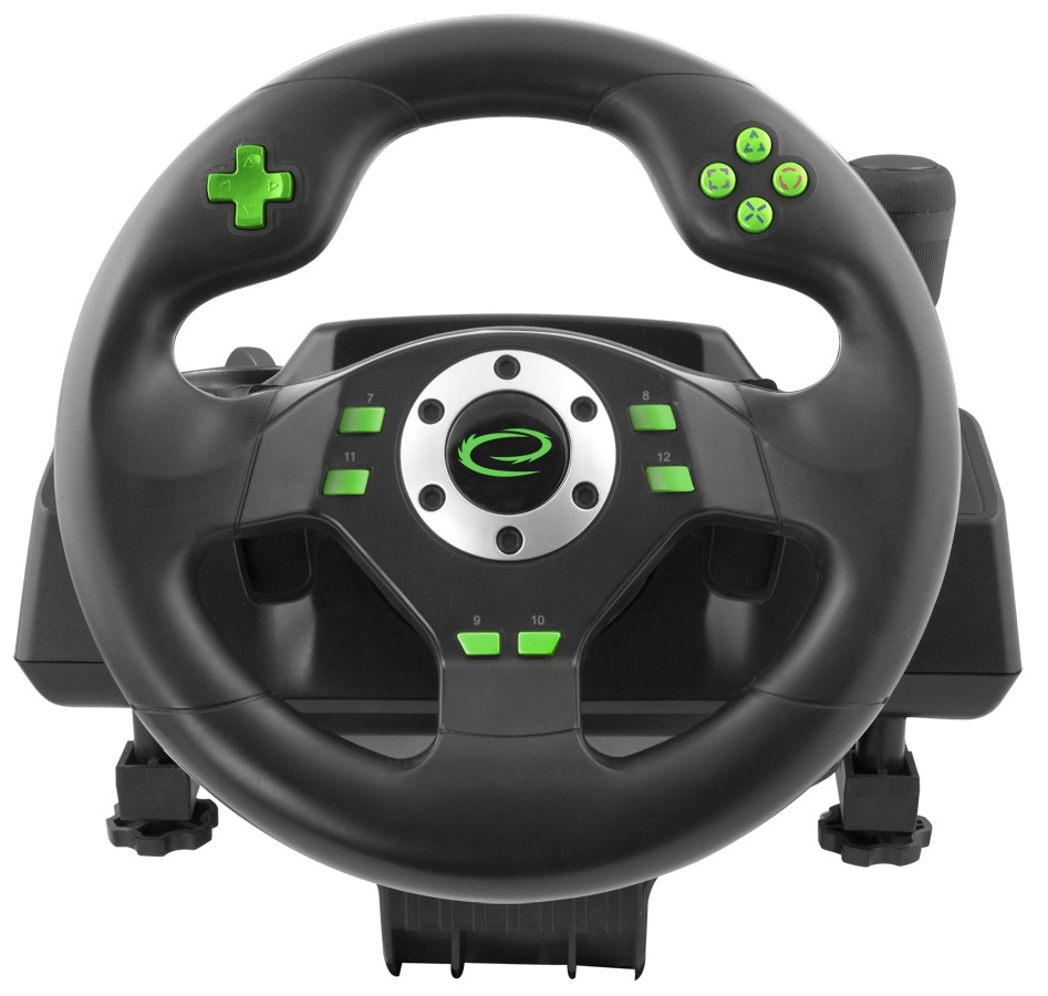 Volante GAMING WHEEL DRIFT (PC/ PS3) - ESPERANZA