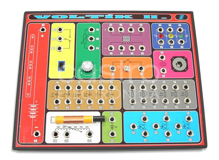 Kit Laboratório de Práticas - 50 em 1