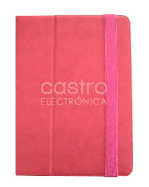 Capa/Proteção Transporte p/ Tablet 9 (Rosa)
