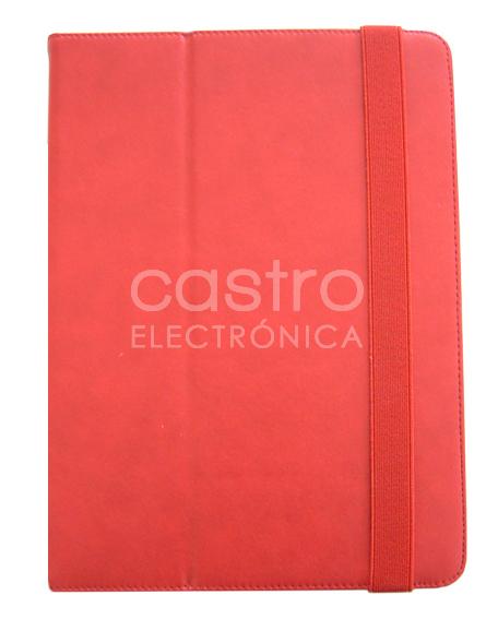 Capa/Proteção Transporte p/ Tablet 9 (Vermelho)