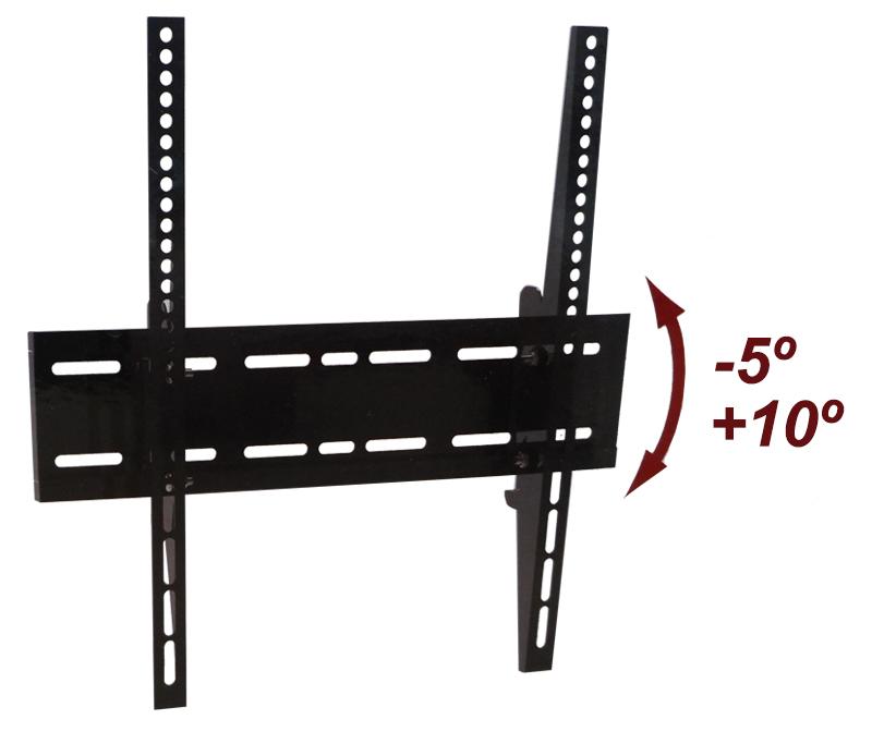 Suporte Parede p/ LCD, PLASMA, LED 23~42 VESA 400x400 - JollyLine