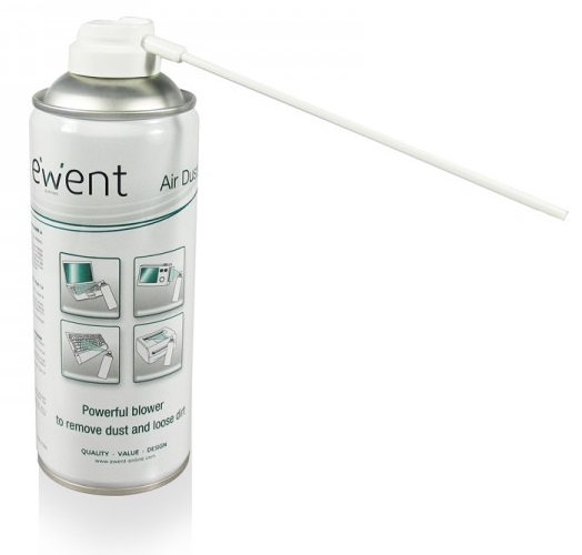 Spray de Ar Comprimido (400ml) - EWENT