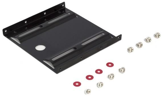 Suporte Adaptador Disco Rigido SSD/HDD de 3.5 p/ 2.5 - EWENT