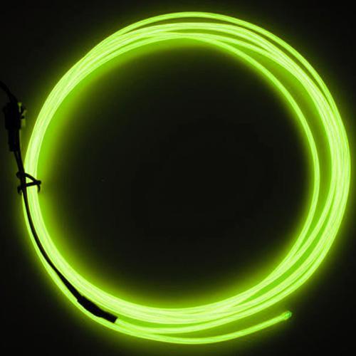 Fio Electroluminescente - Limão (metro)