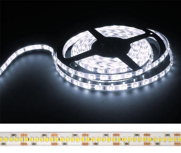 Fita 1200 LEDs SMD2835 Flexivel IP20 Branco 4000K 12V - 5 mts