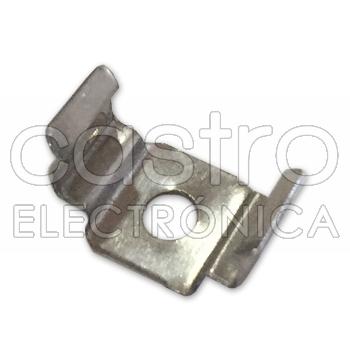 Fixador p/ Perfil de Fita de LEDs (PERF-406-4 e RLS002)