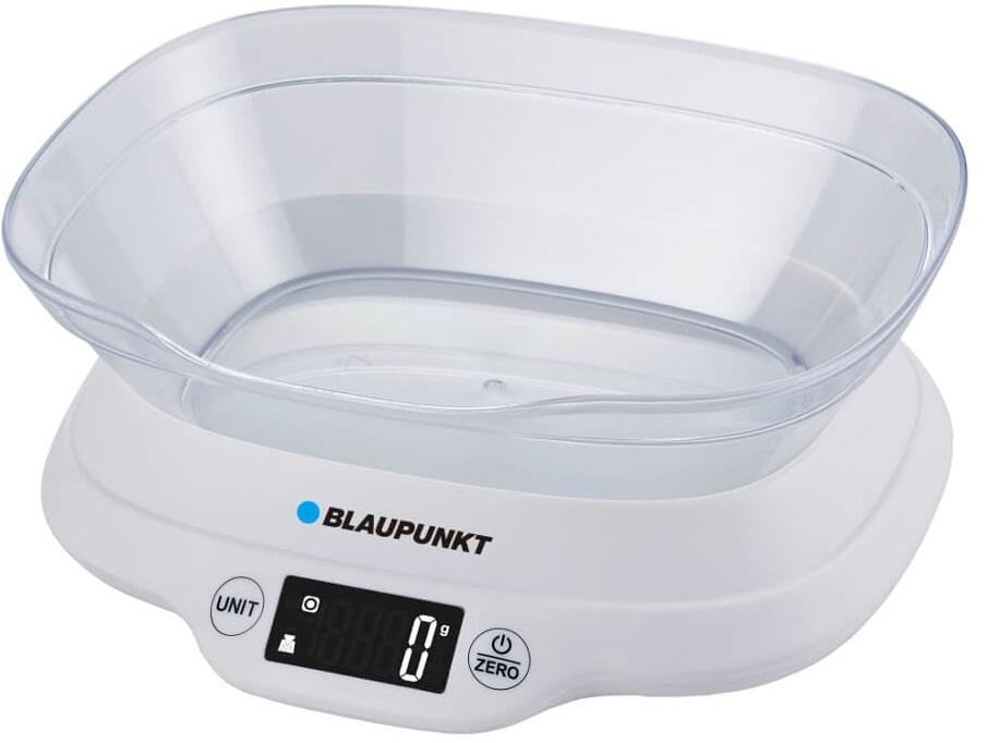 Balança de Cozinha FKS501 5Kg / 1g (Branco) - BLAUPUNKT