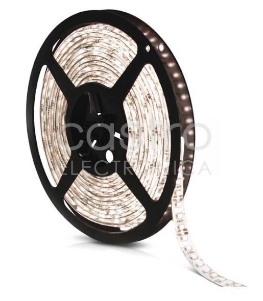Fita 600 LEDs SMD2835 Flexivel IP20 Branco 4000K 24V (5 mts) - ProFTC
