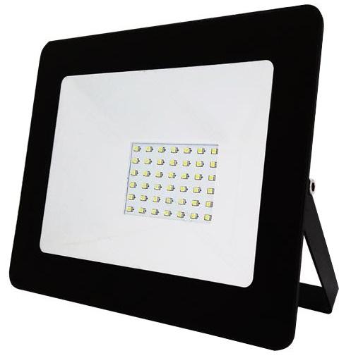 Projector LED IP65 220VAC Branco 4000K 30W - ProFTC