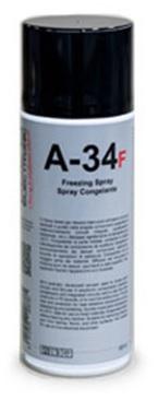 Spray Gelo -50ºC (400ml) - DUE-CI A-34F