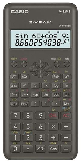 Calculadora Científica FX-82MS (2º Geração) - CASIO