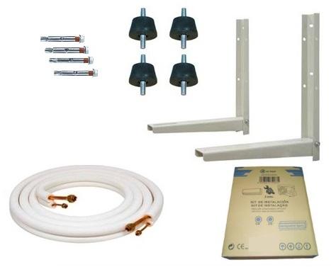Kit Instalação p/ Ar Condicionados (5 mts) - GIA GROUP