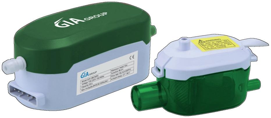 Bomba de Condensados (18L /h 10 mts) p/ Ar Condicionados - GIA GROUP