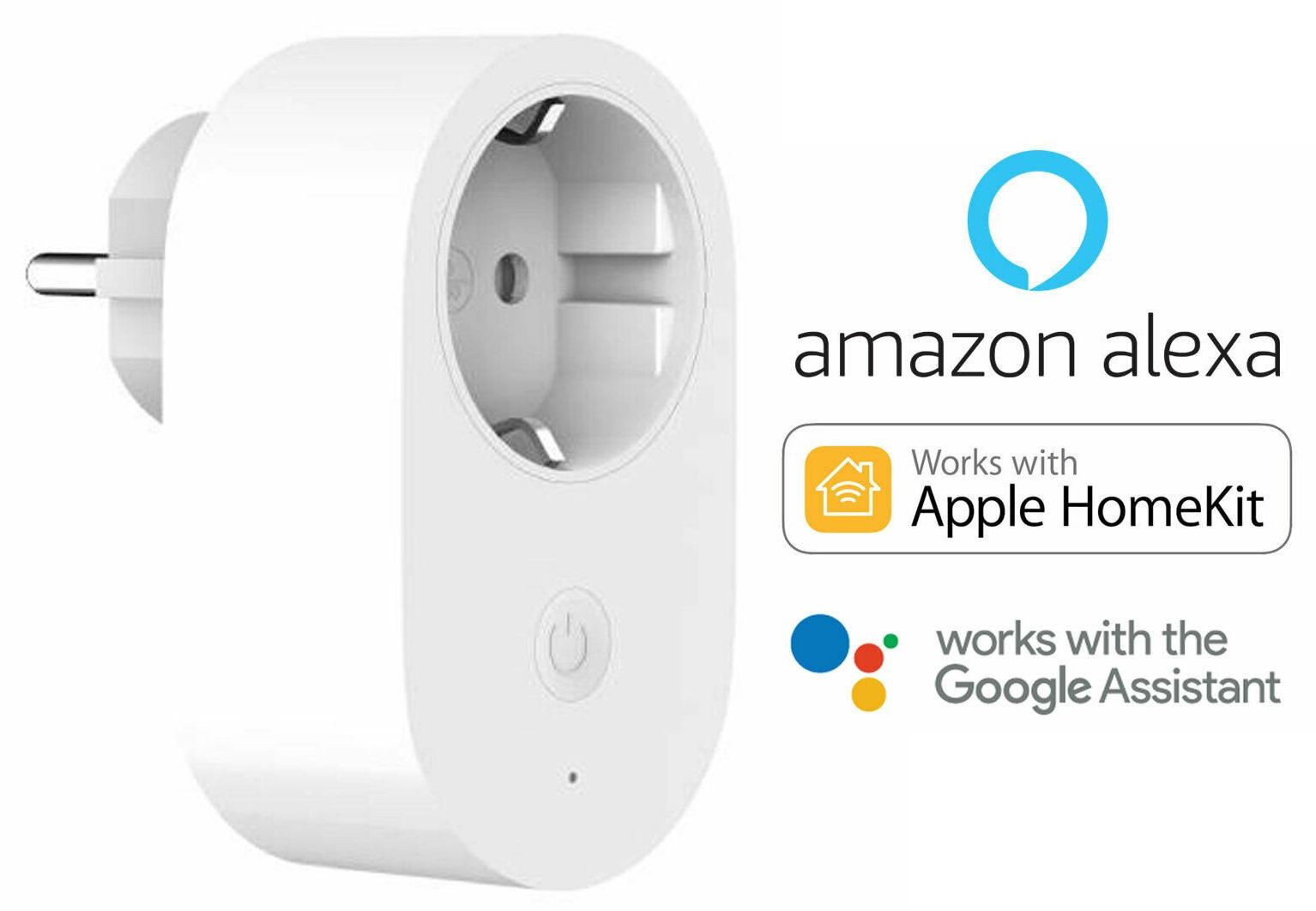 Tomada Inteligente 3680W Wi-Fi Android/iOS (Smart Plug) - XIAOMI