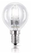 Lampada Gôta Halógeneo E14 42W(60W) 230V