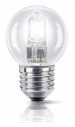 Lampada Lustre Halógeneo E27 42W (=60W) 220V