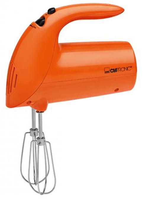 Batedeira 250W (Laranja) - CLATRONIC