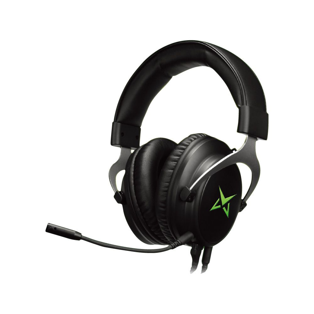 Headset 7.1 Gaming Storm RGB (Preto) - MATRICS