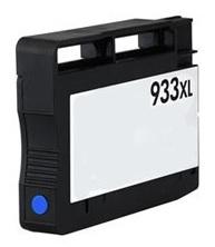Tinteiro Compativel HP 933 XL V3 (CN054AE) - Azul