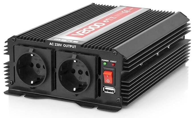 Conversor 24V -> 220V 1000W - BLOW