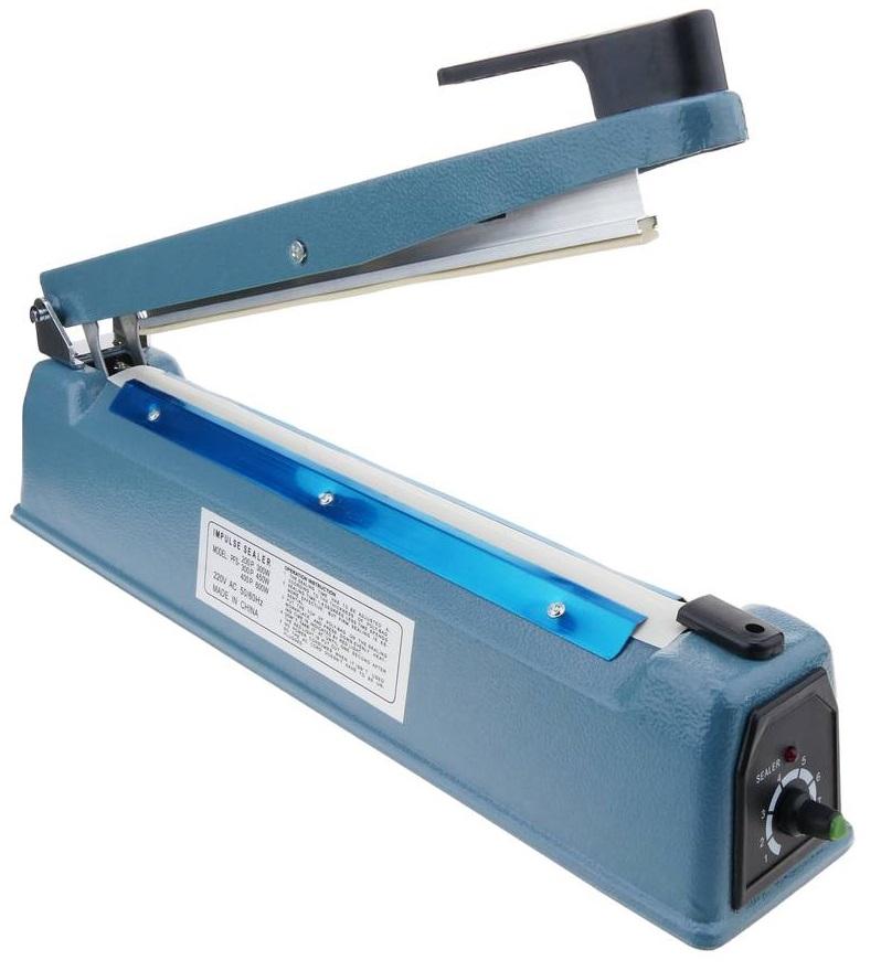 Máquina Profissional p/ Selar Sacos Plástico (30cm)