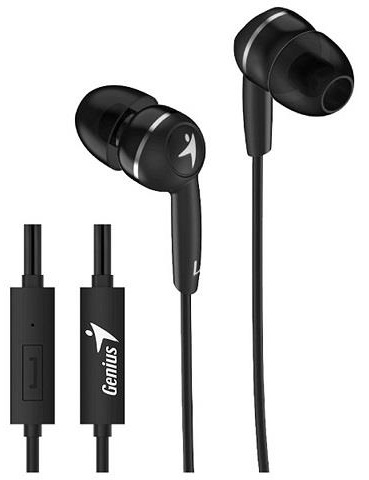 Headphones HS-M320 (Preto) - GENIUS