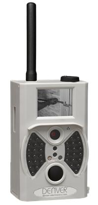 Camara Digital Vida Selvagem 5MP c/ GSM c/ Sensor CMOS IP54 - DENVER
