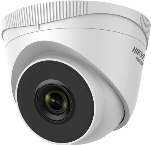 Câmara IP Mini Turret 4MP 30m IR + PoE (IP67) - HIK VISION