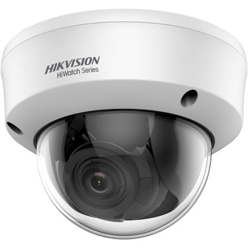 Câmara Dome 4MP (TVI/AHD/CVI/CVBS/IP66+IK10) - HIK VISION