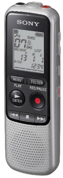 Gravador de Voz Digital 4GB - SONY