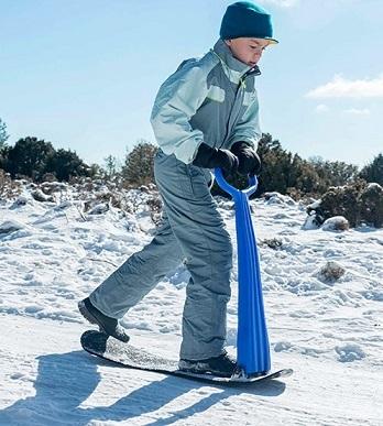 Scooter de Neve - ProFTC