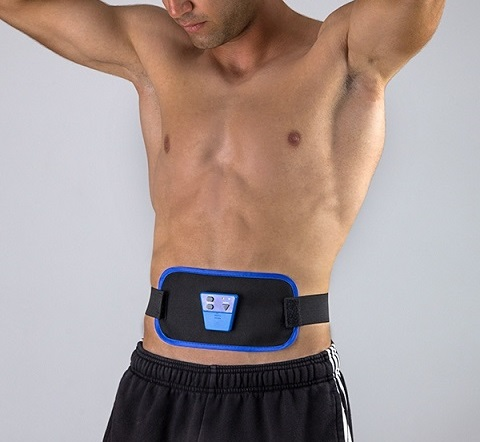 Cinto de Electro-Estimulação Muscular - ProFTC