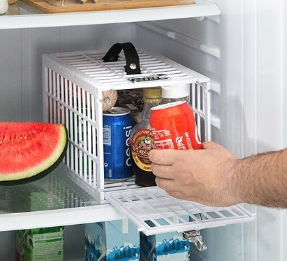 Cofre Food Safe p/ Frigorífico - ProFTC