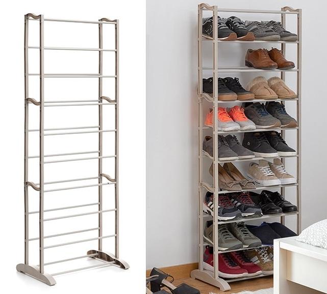 Organizador de Calçado / Sapateira (25 Pares) - ProFTC