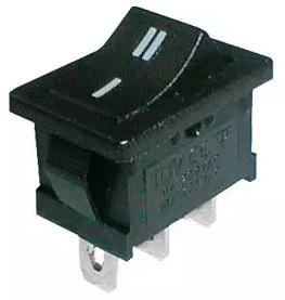 Interruptor Mini ON-ON 6A