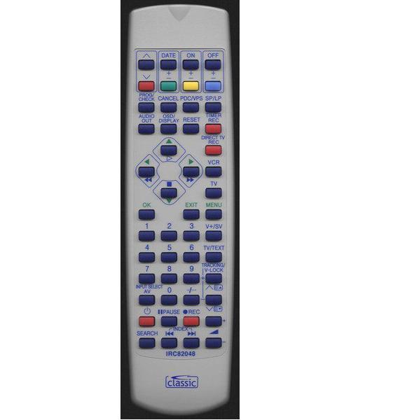 Comando Classic IRC82048