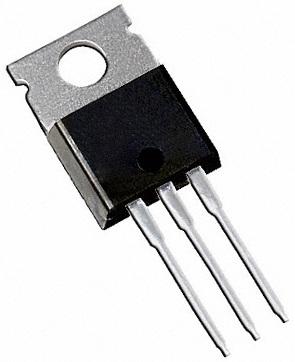Transistor IRFBG30 = BUK456-1000B