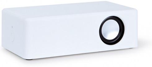 Coluna Amplificada por Indução (Branco) - FONESTAR