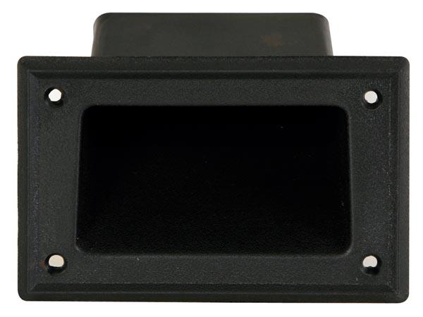 Pega Pequena Plástico p/ Aplicaçao em Coluna (137x 87mm) - HQ POWER