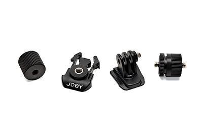 Adaptadores Modulares p/ Action Cams - JOBY