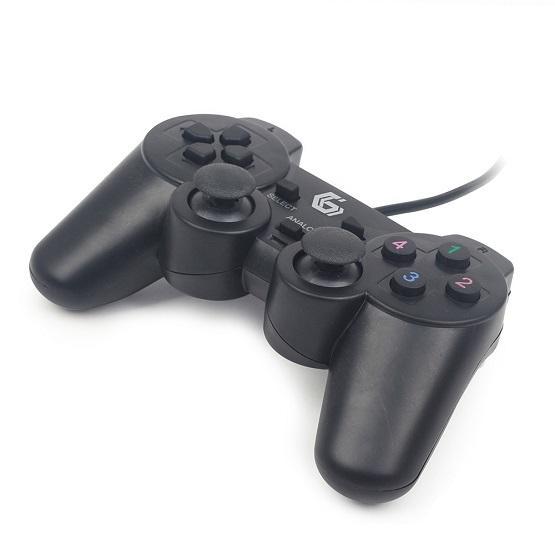 Comando USB Gamepad Dupla Vibraçao - GEMBIRD