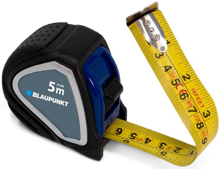Fita Métrica (5 mts) - BLAUPUNKT