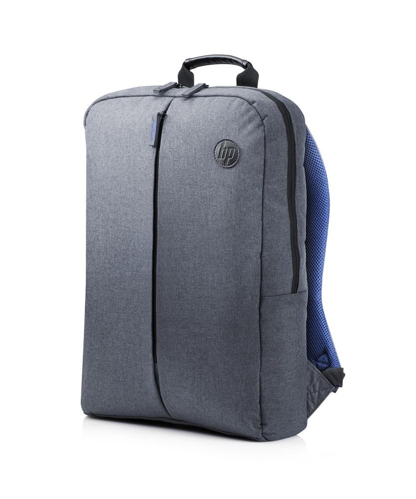Mochila p/ Portátil 15.6 (Azul/Cinzento) - HP