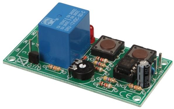 Kit Temporizador Universal START/STOP - VELLEMAN