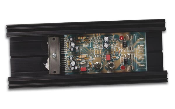 Kit Amplificador Mono/Stereo de 200W