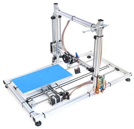Kit Extensão p/ Impressora 3D K8200 - VELLEMAN